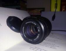 Pentacon 50mm f1.8 Lens per fotocamere Sony E mount FE NEX FULL FRAME APS-C. danni