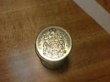 1970 BU 50 Cents Half Dollar Coin Canada Elizabeth II FROM BU ROLL