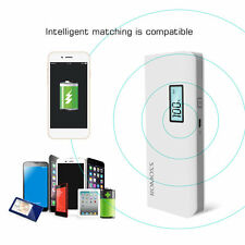 Fast Charge Romoss Black Solo 5 Plus Power Bank for Mobile Phones 10000mAh PR