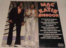 Mac and Katie Kissoon 1975 uk hallmark SHM 877 vinyl LP album