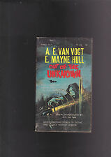 A.E.VAN VOGT.OUT OF THE UNKNOWN SIGNED.NICE COPY.