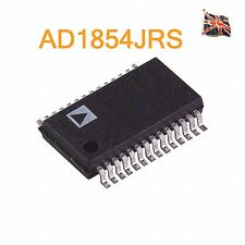 AD1854JRS Stereo, 96 kHz, Multibit DAC IC SSOP-28 UK Stock
