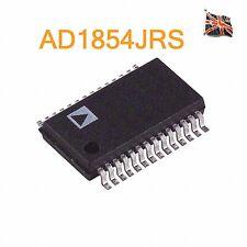 AD1854JRS STEREO, 96 kHz, Multibit DAC IC SSOP-28 UK STOCK
