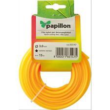 FILO NYLON DECESP.PAPILLON STELLA 2,4MM X 15MT - CF. BLISTER