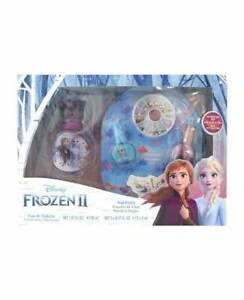 Frozen 2 EDT FRAGRANCE and NAIL POLISH Gift Set For Girls
