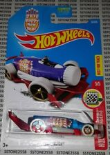 BRAND NEW Happy New Year 2017 Hot Wheels CARBONATOR #53 Blue/Red Bottle Opener