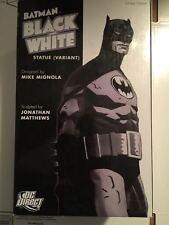 Batman Black & White statue SECOND EDITION Mike Mignola
