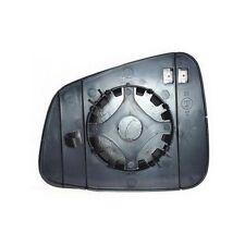 Opel Mokka 11/2012 in poi Piastra specchietto termica vetro asferico guida sx