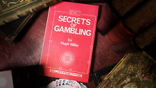 More details for secrets of gambling (limited/out of print) by hugh miller