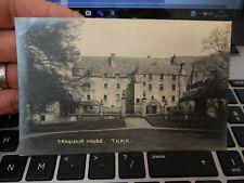 More details for traquair   postcard    peebleshire