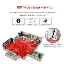 720P WIFI 360° Panoramic Fisheye CCTV Network Home Security IP Camera Webcam