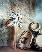 Sheree North Barefoot Leggy Pin Up 8x10  Photo