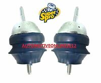 SUPERPRO HEAVY DUTY ENGINE MOUNT KIT FOR HOLDEN COMMODORE VE VF V6 V8 STATESMAN