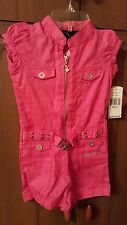 New girls BABY PHAT Suit Sizes 4 / 5 / 6 Kimora Lee Simmons Cotton India $37+tax