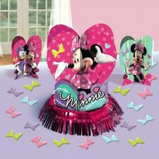 Minnie Mouse Table Decoration Centerpieces Plus Confetti Birthday Party Supplies