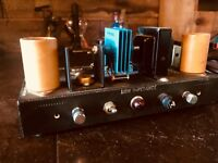 Vintage Dukane Low Impedance Amplifier
