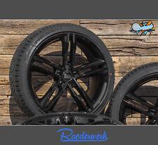 NEU für VW Tiguan 5N Winterräder 19 Zoll ABE schwarz MAM A1 Alufelgen