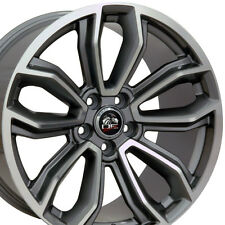 """19"""" Set of 4 19x9.0 / 19x10.0 Inch OE Racing Wheels For Ford Mustang 2005-2015"""