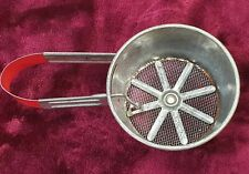 Rare Roseli Vintage Sieve Sifter Rare Perfect Working Order
