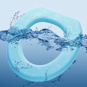 EVA Waterproof Bathroom Toilet Seat Cover Pads Or Washable Soft Warm Cushion Mat