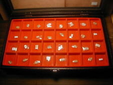 New~32pcs Mix Brand ~ Glass Watch crystal Lot ~Look Photo F Shape & size  #NC 18