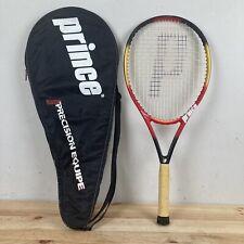 PRINCE Precision Equipe Straight Beam Oversize 110 Sq. - Racquet & Case