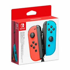 New Nintendo Switch Joy-Con Controller - Neon Red/Neon Blue