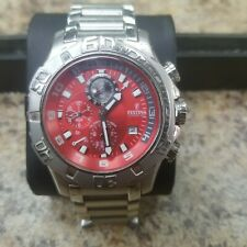 Festina Chrono Bike Red Dial Chronograph Watch F16183