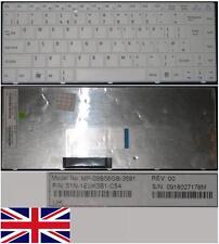 TECLADO QWERTY UK MSI X300 X400 Medion E1312 MP-09B56GB-3591 S1N-1EUK3B1-C54