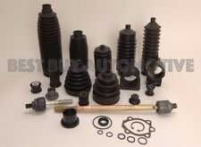 CV Axle Inner & Outer Boot 6 Piece Kit-BMW 318i 1992-98-IN STOCK-4 CLAMPS-Rear