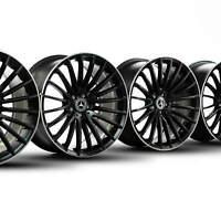 Mercedes Benz 21 Zoll Felgen GLC 63 AMG X253 C253 A2534015900 A2534016000 NEU