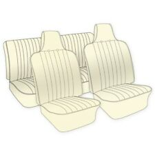 VW 70-72 Type 3 Fast/ Notchback TMI Seat Upholstery Basketweave Vinyl