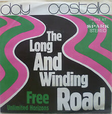 "7"" CV BEATLES ! DAY COSTELLO (= ROSS MCMANUS ) The Long And Winding Road"