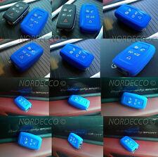 La qualità in silicone 5 pulsanti smart portachiavi Protector Case Range Rover Discovery