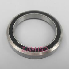 """30.15x41x6.5mm 45°x45° 2RS Taper ACB Angular Contact Bearing for 1-1/8"""" Headset"""