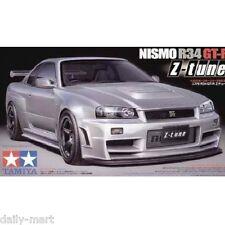 Tamiya 1/24 24282 Nismo R34 GT-R Z-tune Model Kit