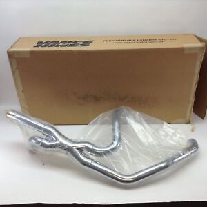 Vance & Hines POWER DUALS HARLEY-DAVIDSON TOURING front header pipe D777FC-R