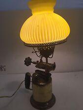 Vintage BLOWTORCH Lamp Decorative Metalware Lamp Man Cave Hardware Craftsman Art