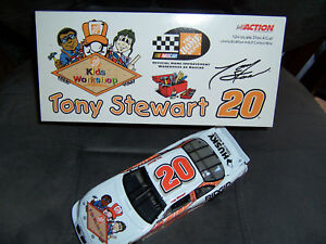 #20 TONY STEWART 2000 HOME DEPOT/KIDS WORKSHOP PONTIAC