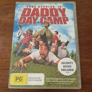 Daddy Day Camp DVD R4 Like New! FREE POST