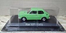 "DIE CAST "" FIAT 127 - 1972 "" SCALE 1/43 RBA CAR UNFORGETTABLE"
