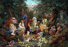 James CHRISTENSEN - Once Upon a Time  GICLEE CANVAS Edition SOLD OUT!!  300 s/n