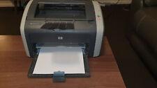 HP LaserJet 1010 Printer,12PPM