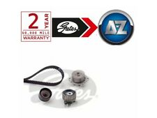 For Fiat Brava 182 1.8 GT 113HP -01 Powergrip Timing Cam Belt Kit And Water Pump