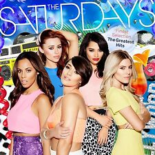 THE SATURDAYS - FINEST SELECTION: THE GREATEST HITS CD ALBUM (August 11th 2014)