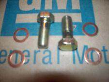 disc brake hose banjo bolts GS Chevelle skylark GTO judge 69 70 71 72 73 74 75