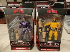 "Marvel Legends 6"" inch Sentry & Machine Man BAF Allfather Odin Thor RareMislabel"