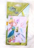 Disney Fairies TINKERBELL Wallplate Lightswitch cover Periwinkle Jasco