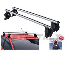 Barre portatutto alluminio antifurto Peugeot 508 SW senza rails 11->Tema Menabo