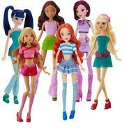 Winx Club Everyday Collection Dolls(Set of 6)Bloom Flora Stella Aisha Tecna Musa
